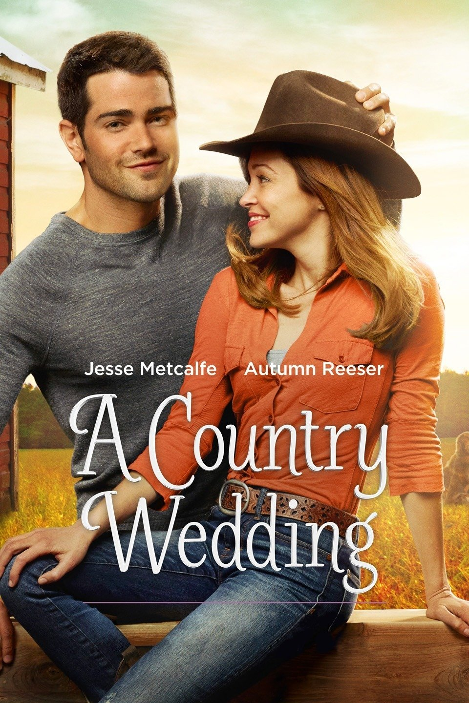 A Country Wedding-A Country Wedding
