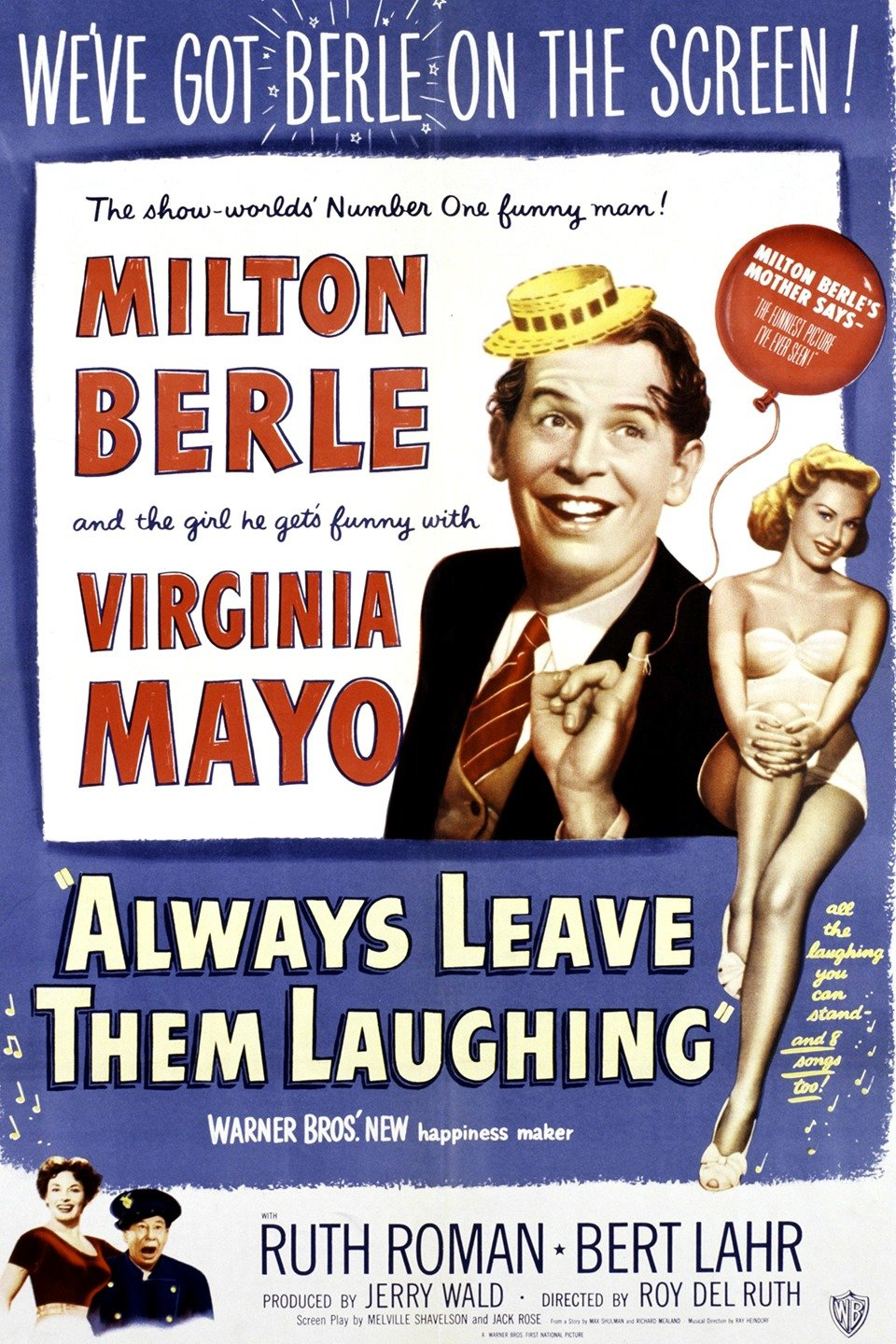 Always Leave Them Laughing wwwgstaticcomtvthumbmovieposters1175p1175p