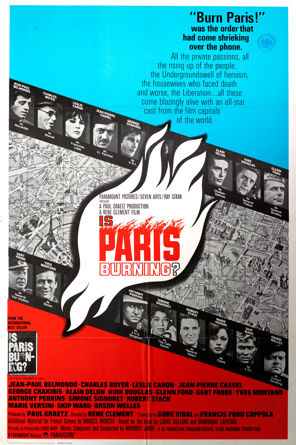 Is Paris Burning? wwwgstaticcomtvthumbmovieposters1180p1180p