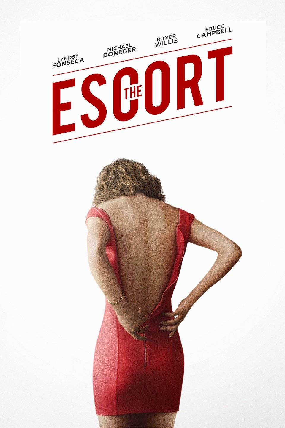 The Escort (2015) 720p WERip X264 687 MB