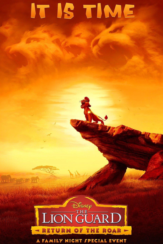The Lion Guard: Return of the Roar-The Lion Guard: Return of the Roar