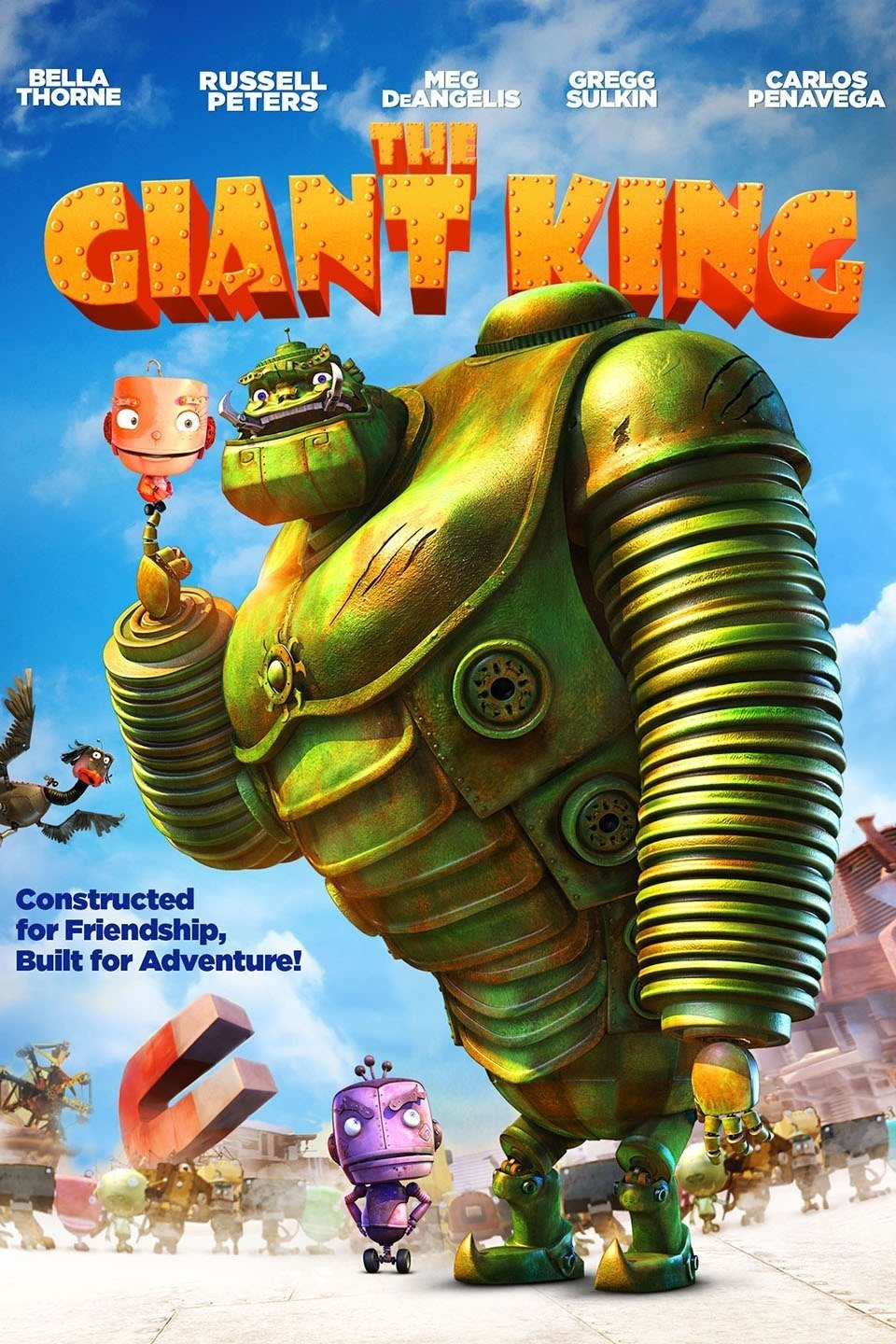 Image result for the giant king