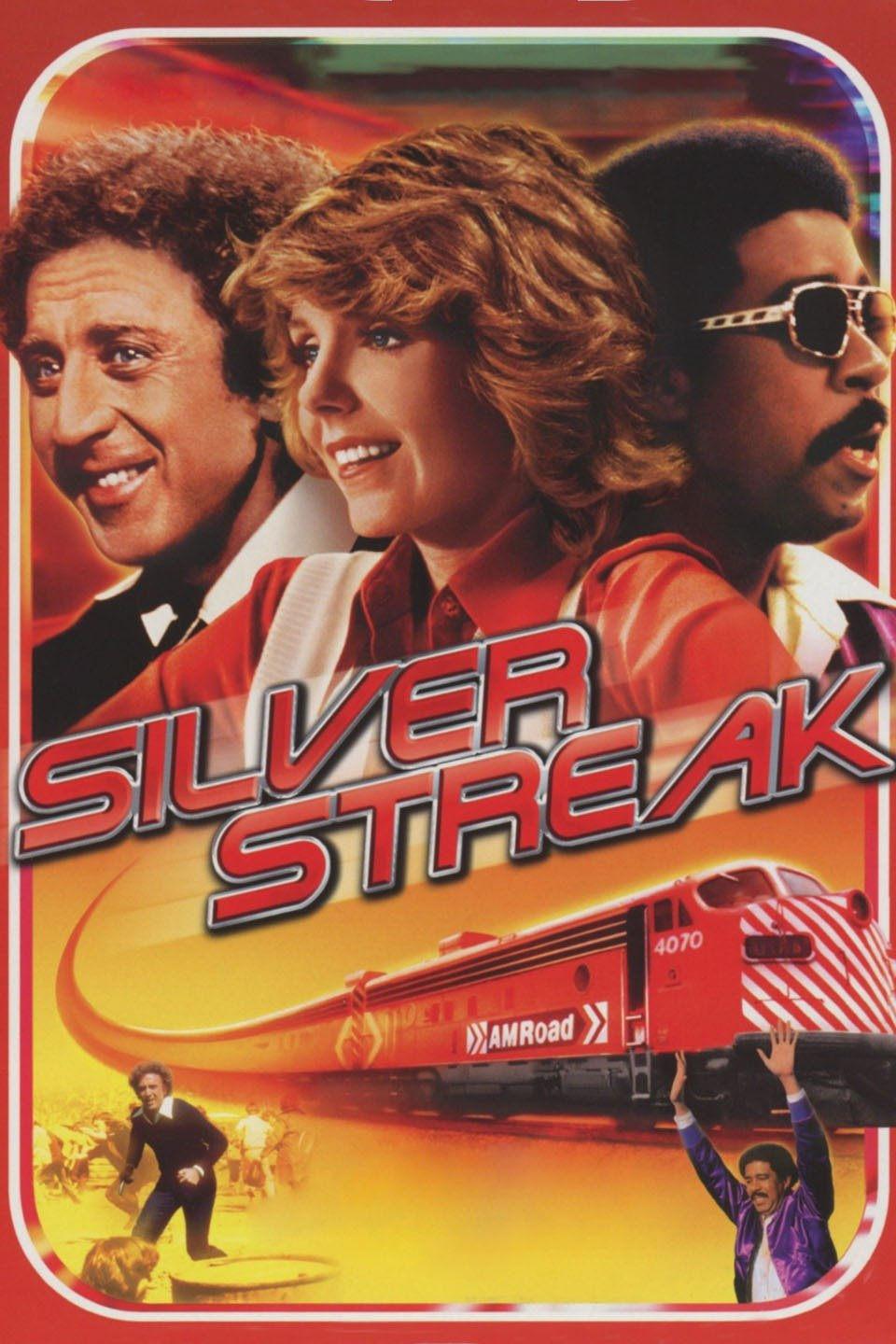 Silver Streak promotional image/DVD cover