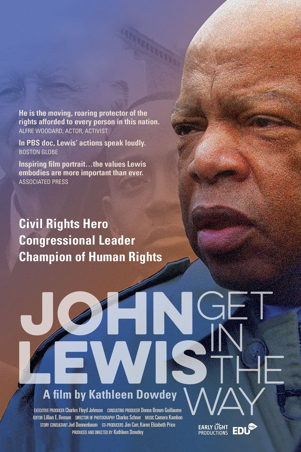 Image result for get in my way john lewis