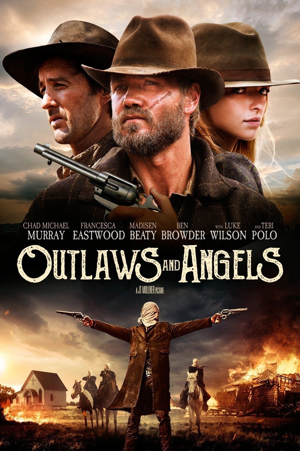 Outlaws and Angels-Outlaws and Angels