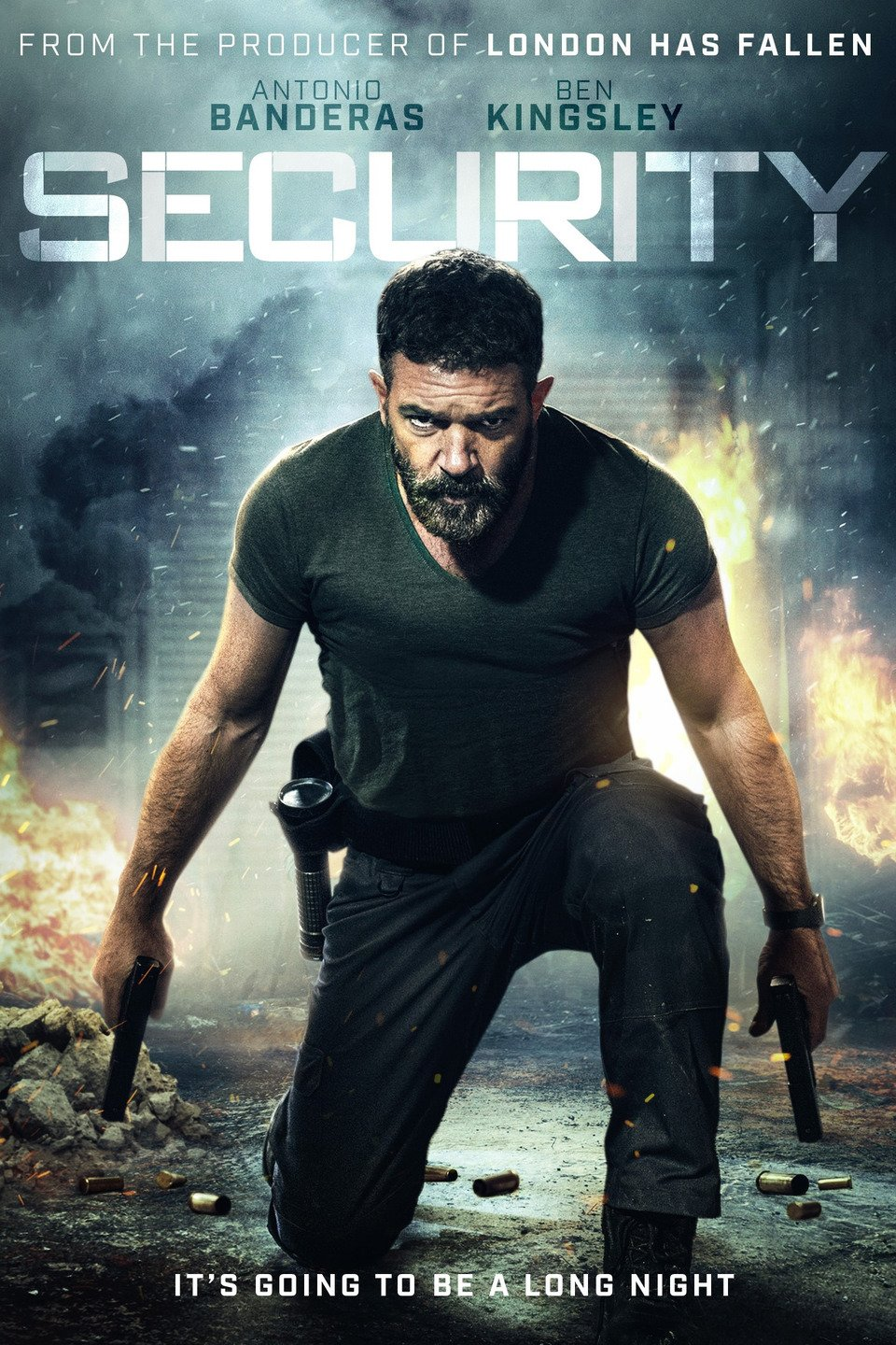 Security (2017) WEBRip
