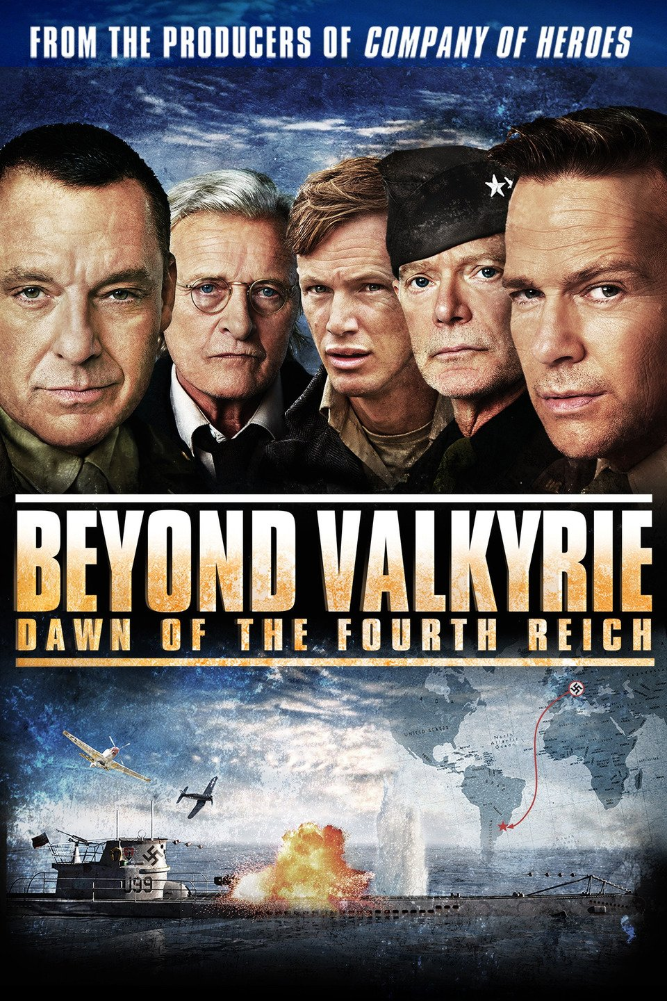 Beyond Valkyrie: Dawn of the 4th Reich-Beyond Valkyrie: Dawn of the 4th Reich