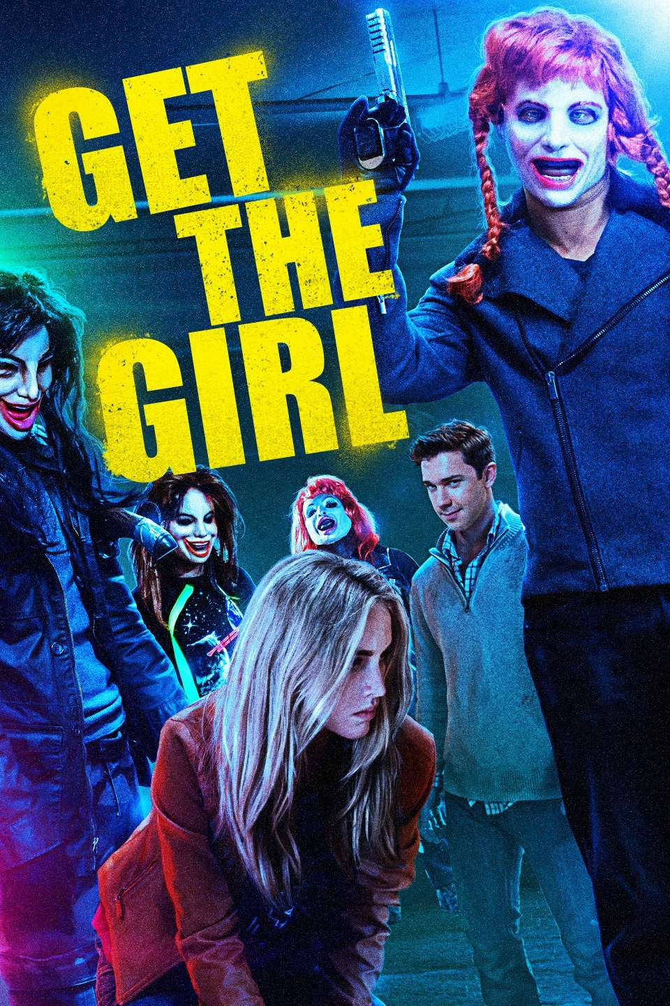 Download Get the Girl (2017) Bluray Subtitle Indonesia