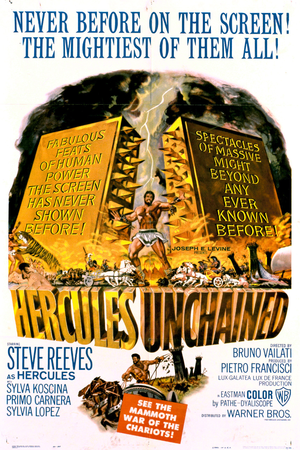 Hercules Unchained 1959