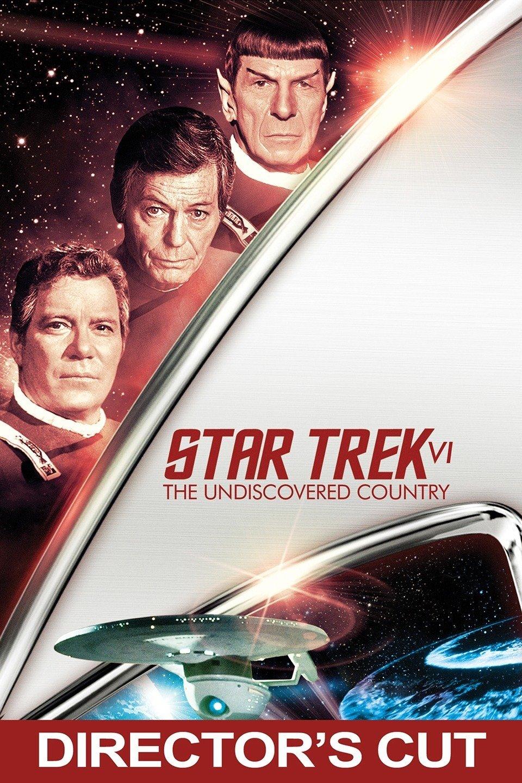 Star Trek VI: The Undiscovered Country-Star Trek VI: The Undiscovered Country