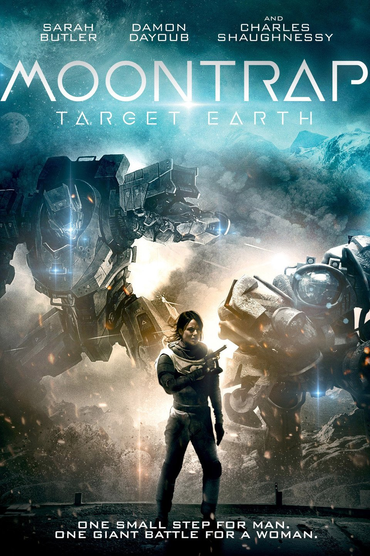 Moontrap: Target Earth-Moontrap: Target Earth