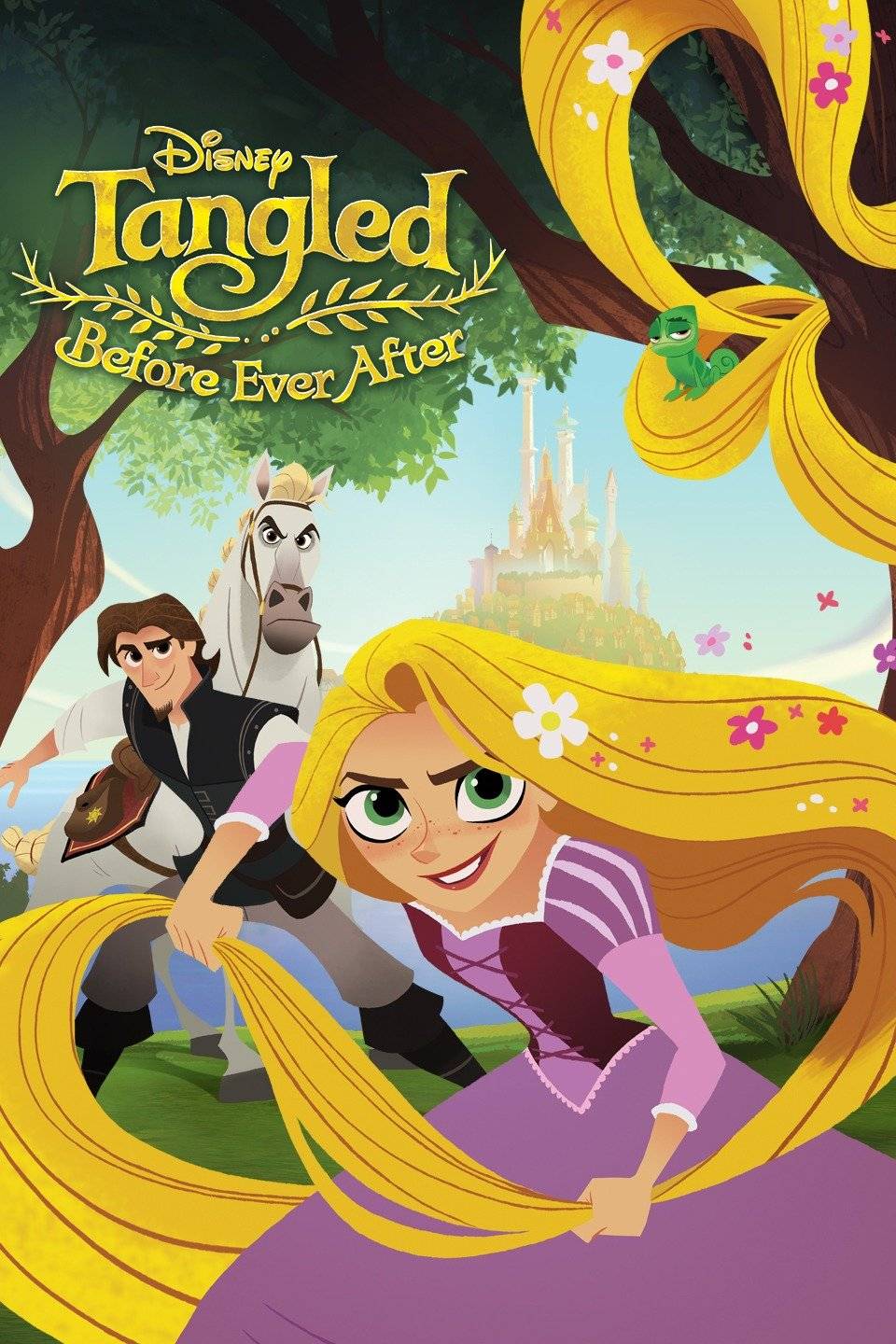 Tangled: Before Ever After-Tangled: Before Ever After