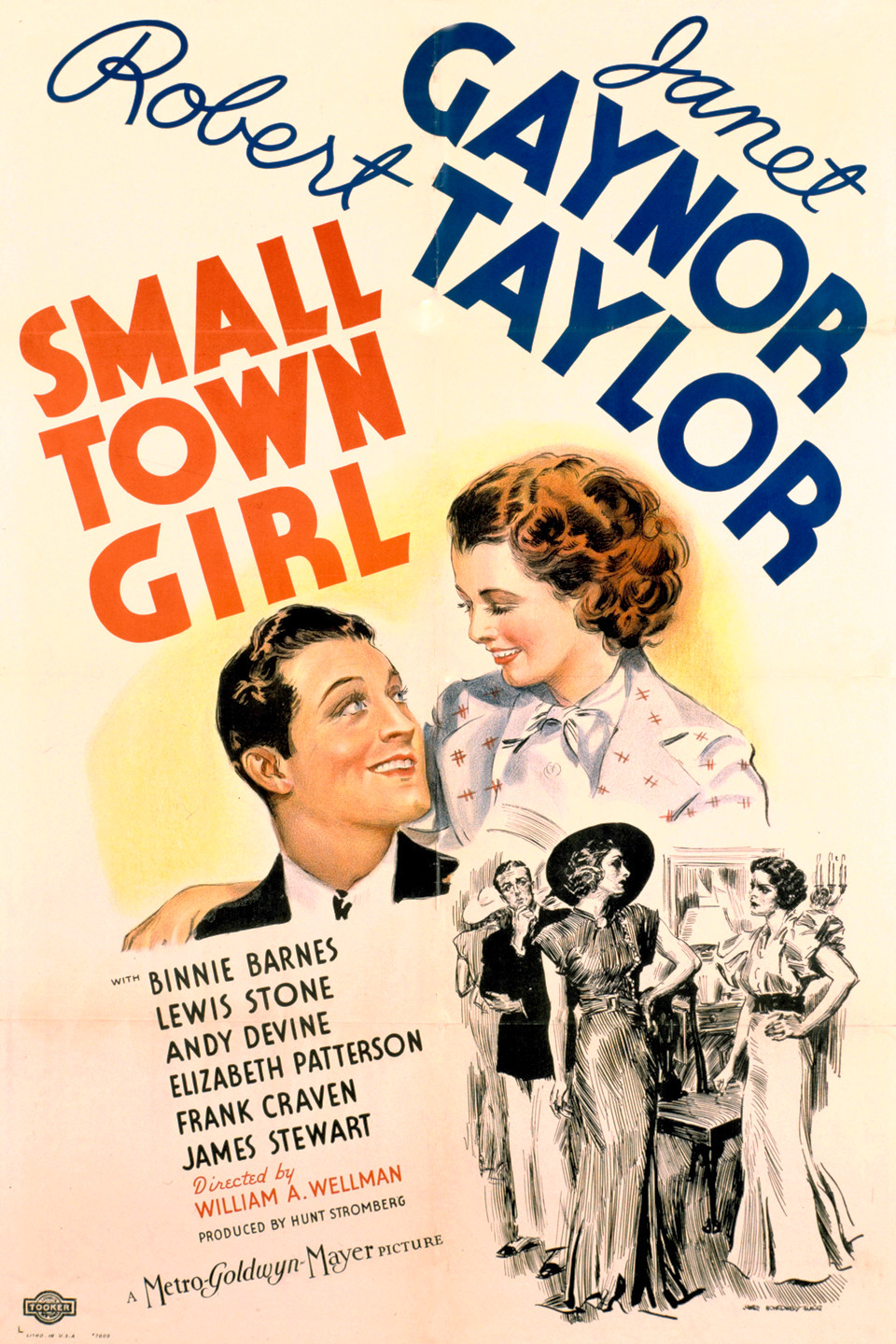 Small Town Girl (1936 film) wwwgstaticcomtvthumbmovieposters13800p13800
