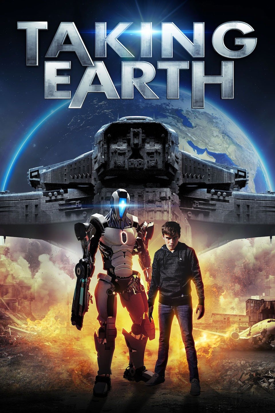 Taking Earth affiche