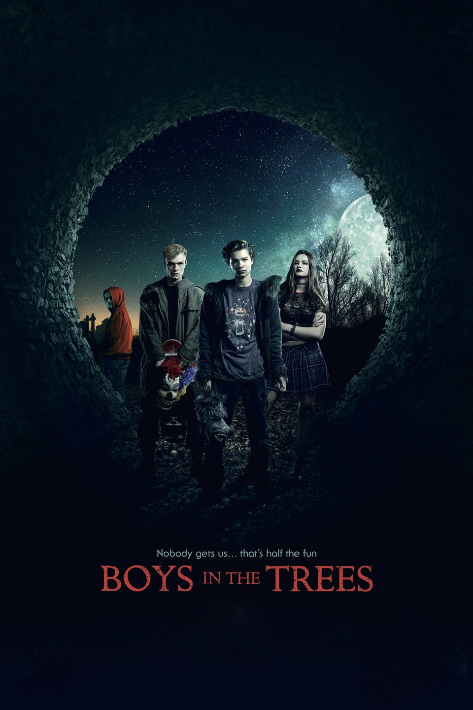 Boys in the Trees-Boys in the Trees