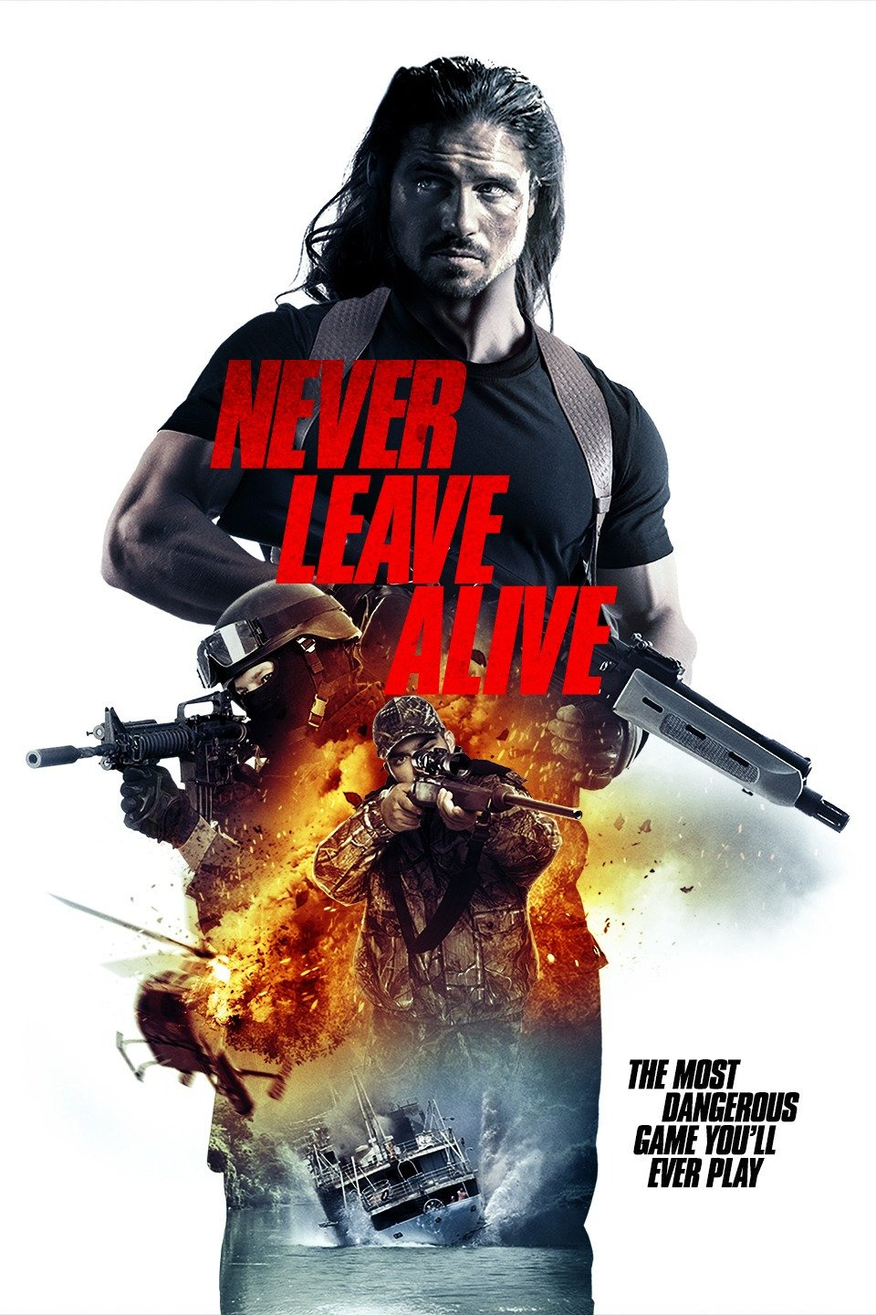Never Leave Alive 2017 Full Movie Download BluRay 720p & 1080p