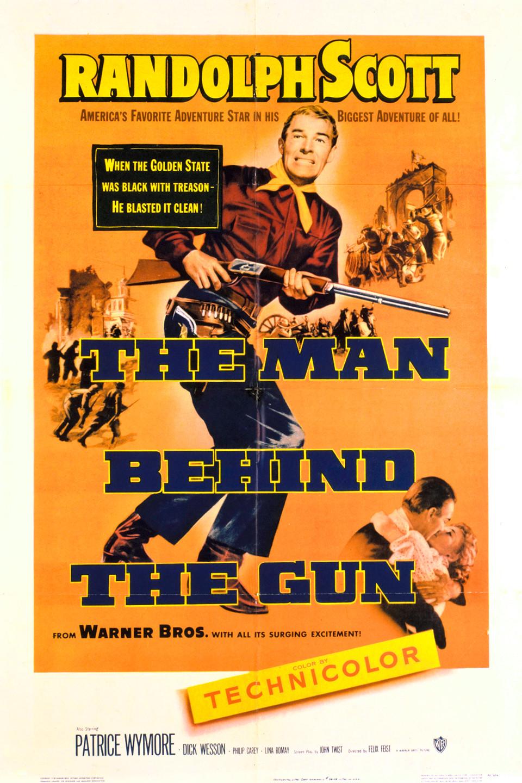 The Man Behind the Gun wwwgstaticcomtvthumbmovieposters1443p1443p