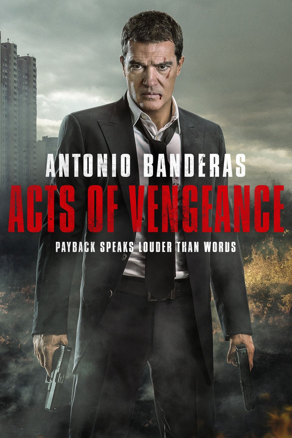 Acts Of Vengeance-Acts of Vengeance