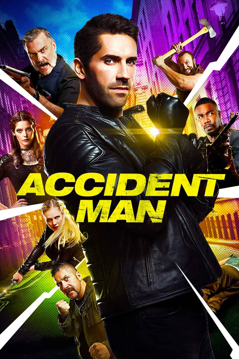 Image result for Accident Man