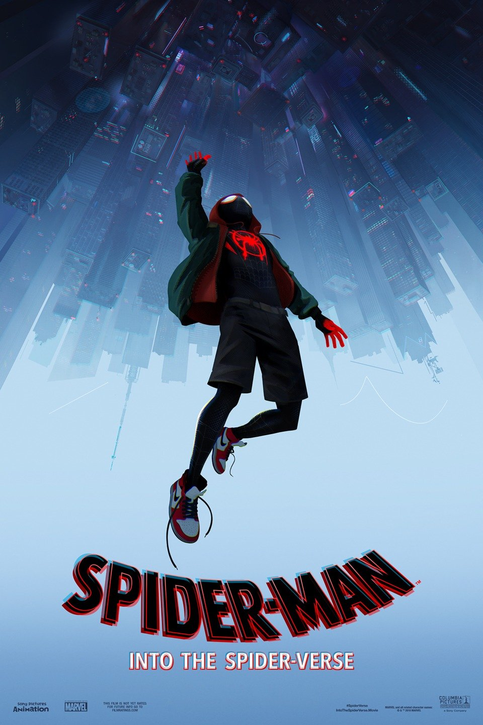 Click to preview: Spider-Man: Into The Spider-Verse