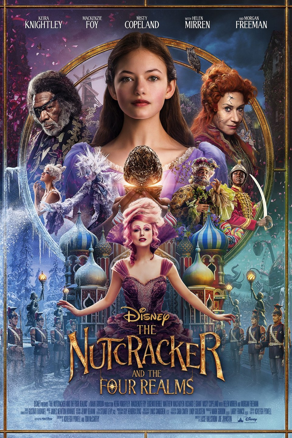 Image result for nutcracker and the four realms