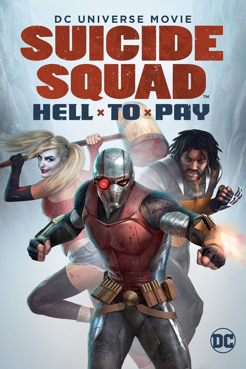 Suicide Squad Hell to Pay(Animated 2018)