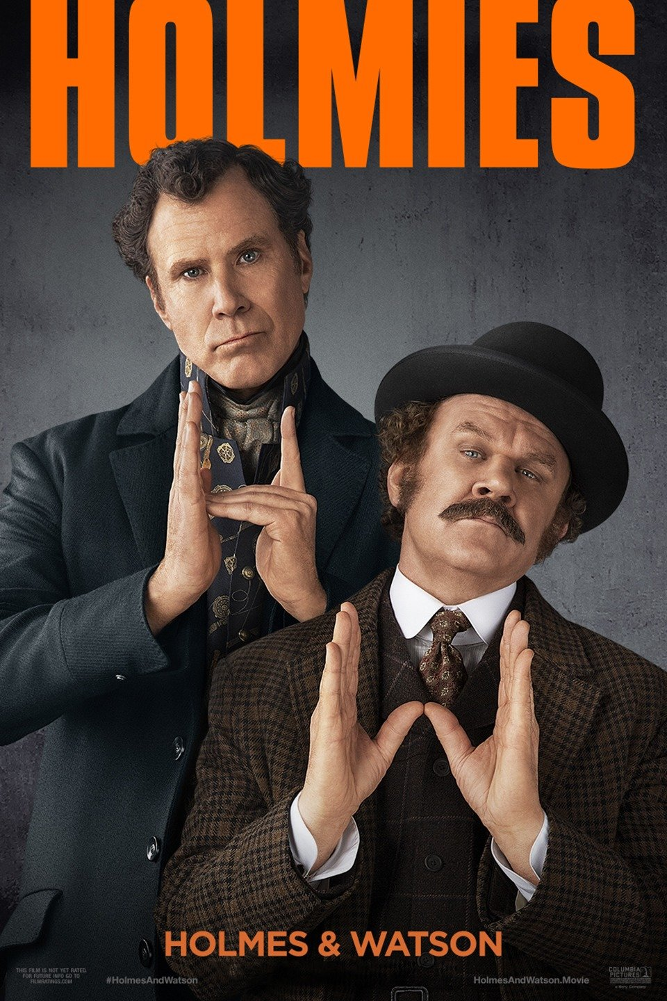 Click to preview: Holmes and Watson