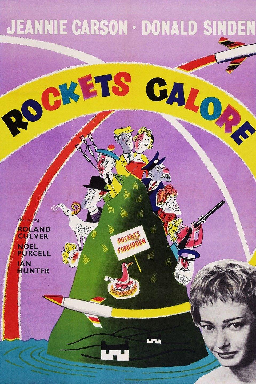 Rockets Galore! wwwgstaticcomtvthumbmovieposters1518p1518p