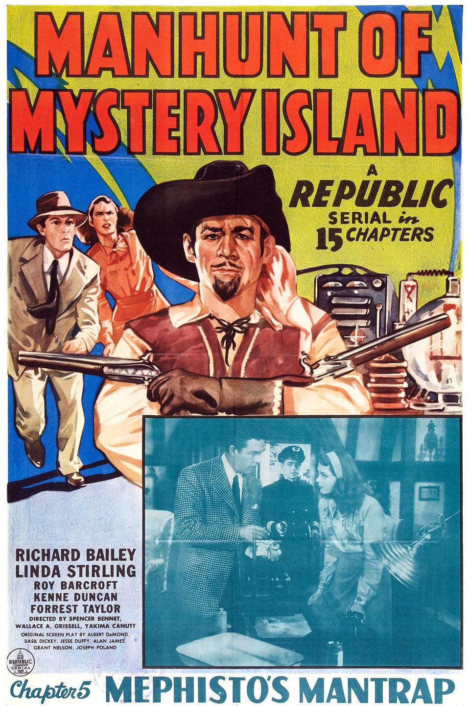 Manhunt of Mystery Island wwwgstaticcomtvthumbmovieposters153600p1536