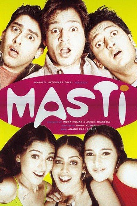 Masti (2004) - 12mbps 1080p WEBHD (Lovepreet1) DUS