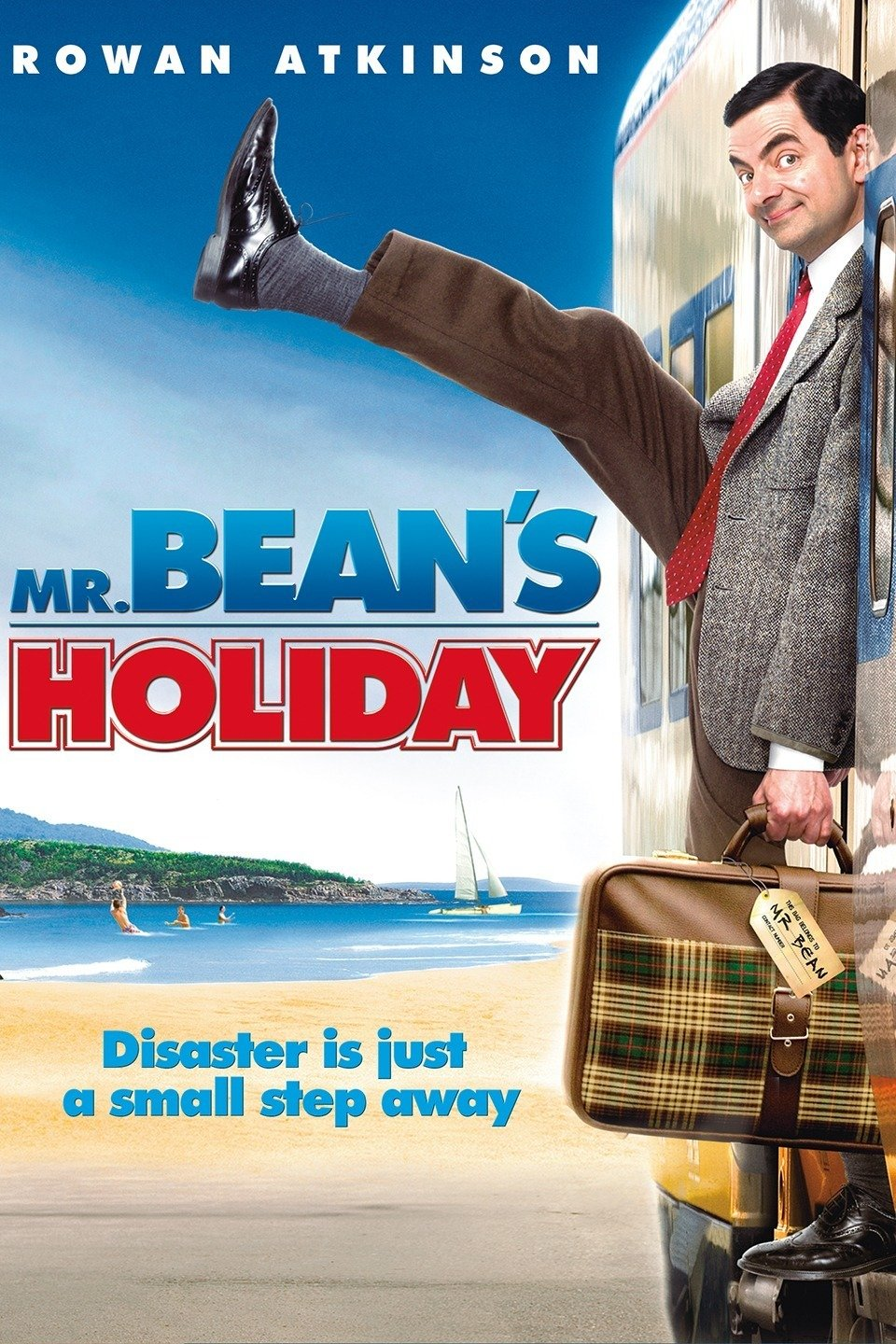 Mr Bean's Holiday 2007 720p 950MB BluRay Hindi AC3 DD 5.1 MKV