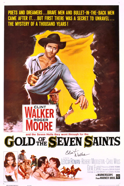Gold of the Seven Saints wwwgstaticcomtvthumbmovieposters16379p16379