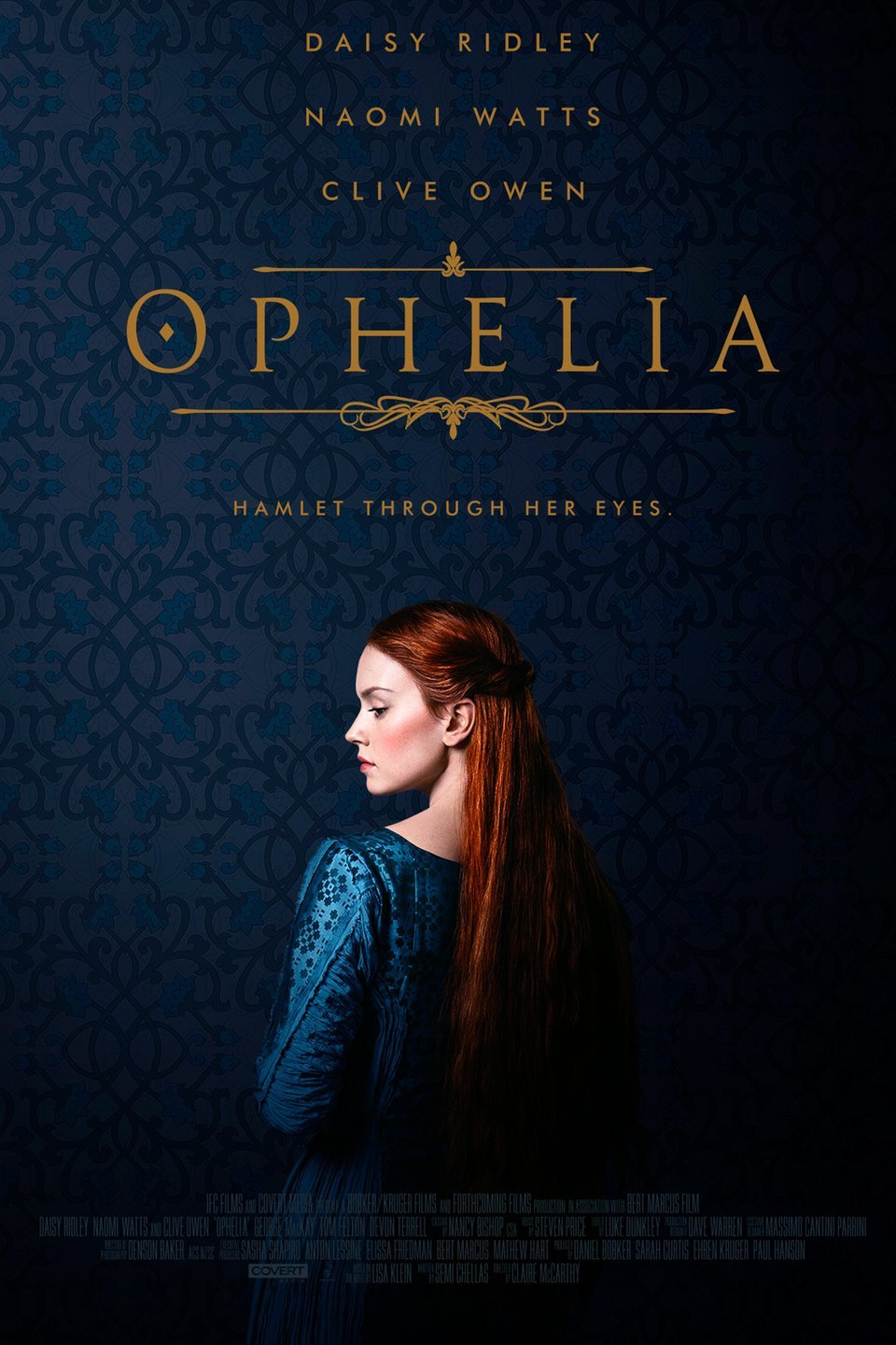 Image result for ophelia movie cast