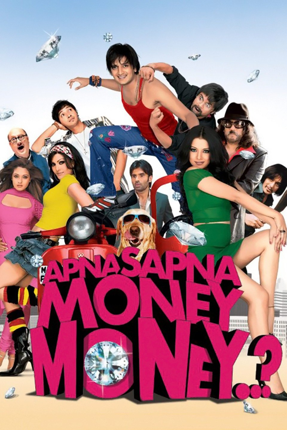 Apna Sapna Money Money Movie Download Hindi HDRip 400MB