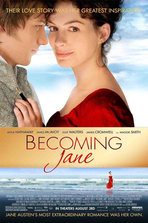 أفلام عن الكاتبات - Becoming Jane