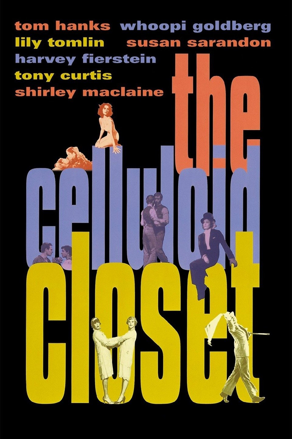 The Celluloid Closet wwwgstaticcomtvthumbmovieposters17123p17123