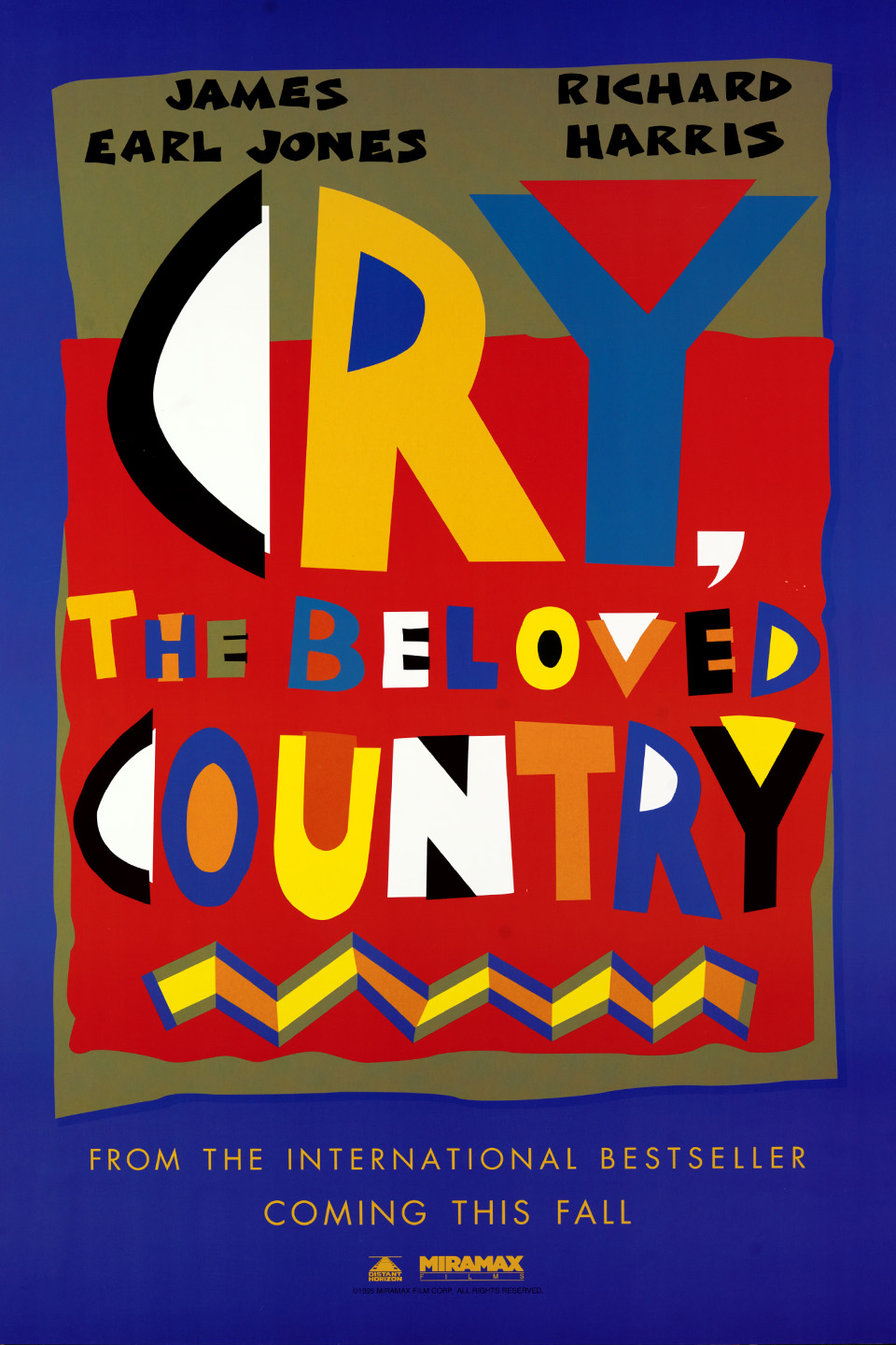 cry the beloved country commentary