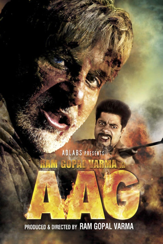 Aag (2007 film) wwwgstaticcomtvthumbmovieposters172975p1729