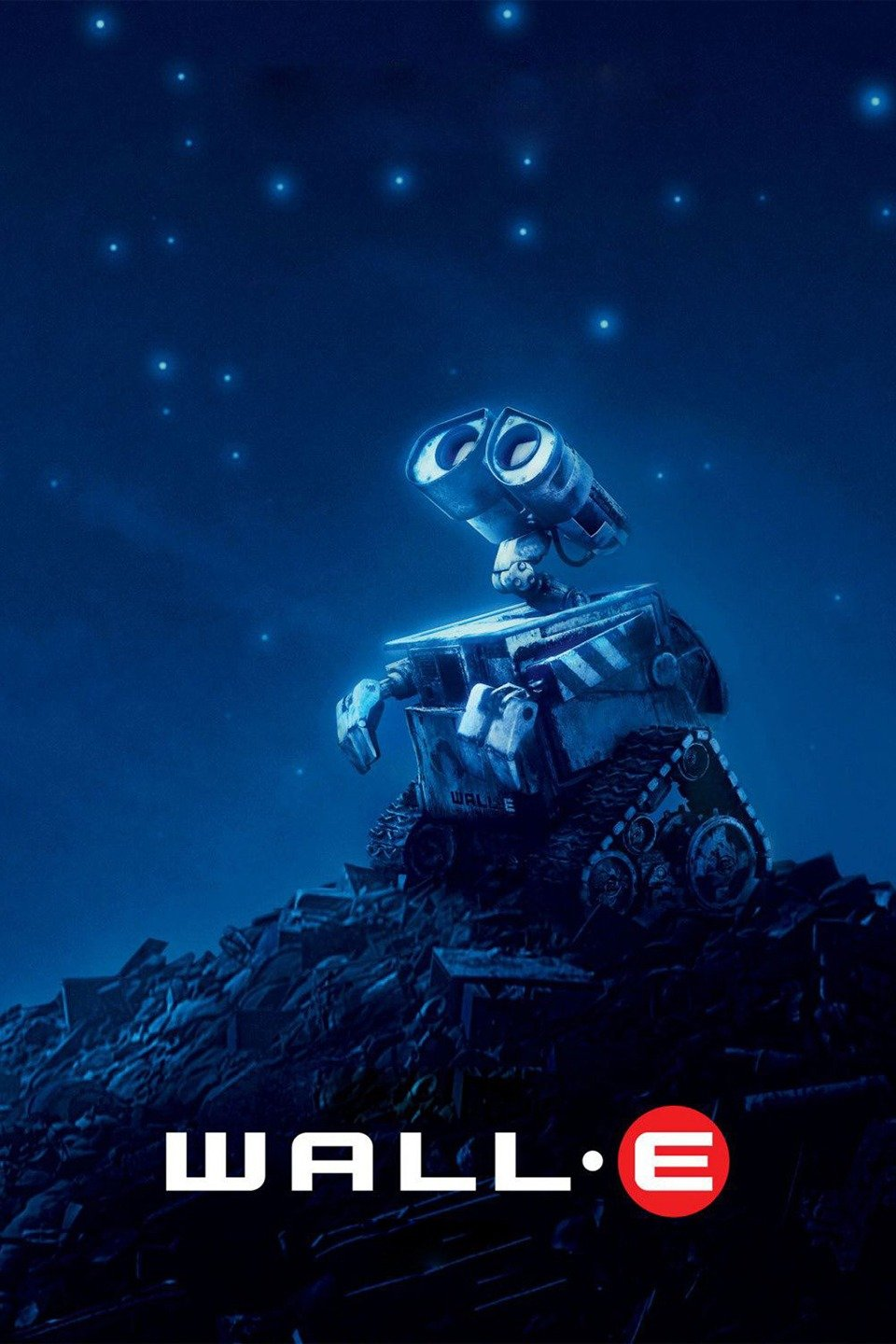 WALL-E (2008)[1080p][Hindi Audio Only][Dzrg Torrents] ~ 1.40 GB