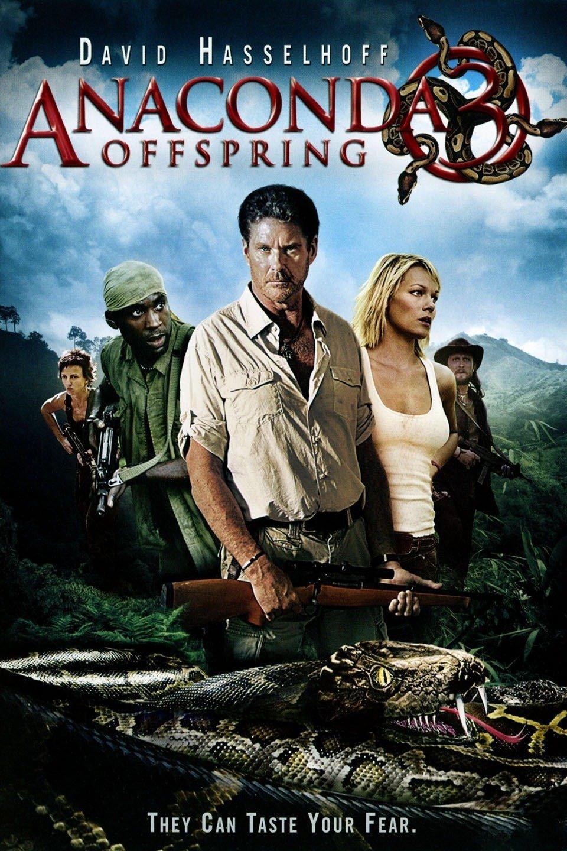 دانلود زیرنویس فیلم Anaconda 3: Offspring 2008