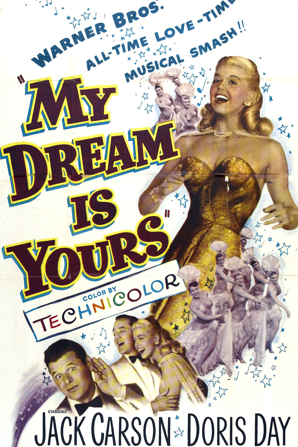 My Dream Is Yours wwwgstaticcomtvthumbmovieposters1873p1873p