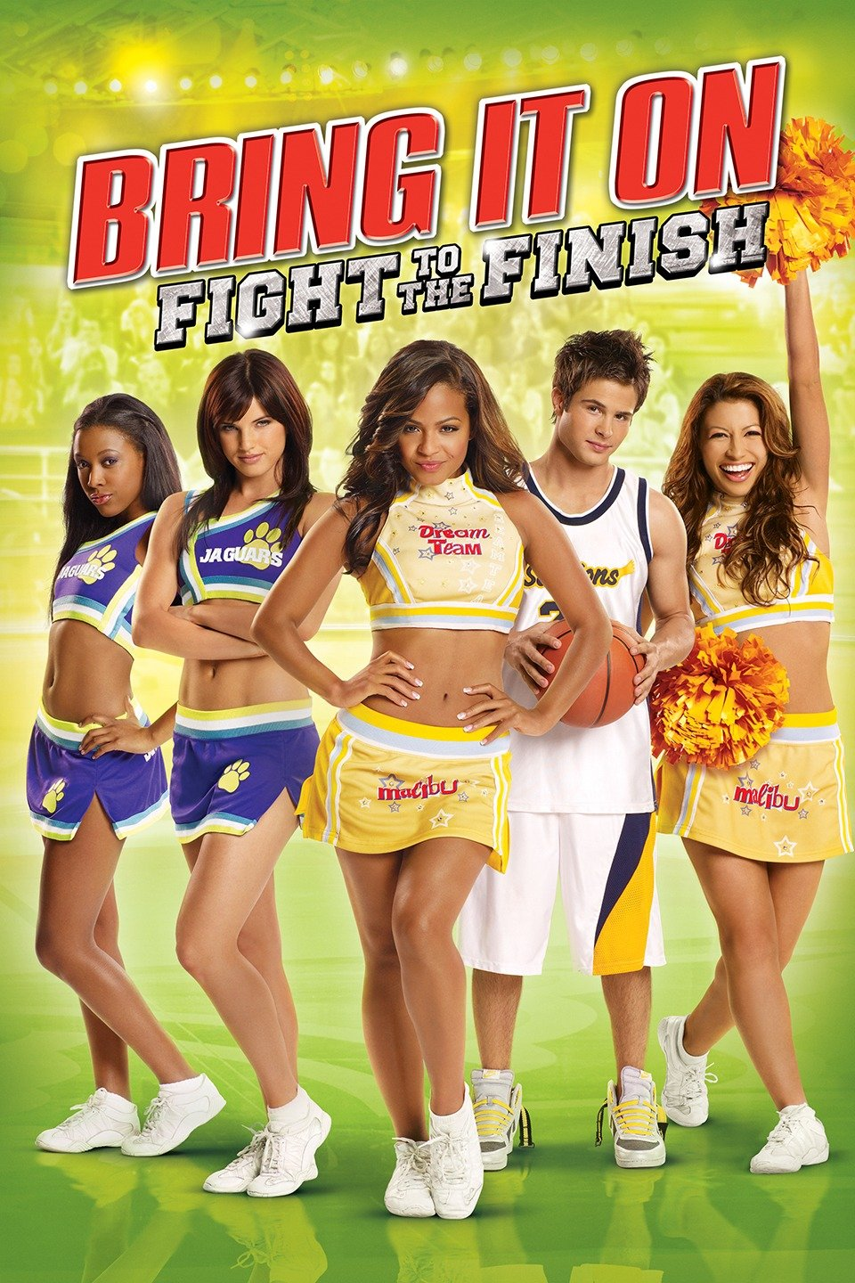 Bring It On Fight to the Finish 2009 Hindi Dual Audio Movie Download BRRip 480p 300MB | 720p 800MB