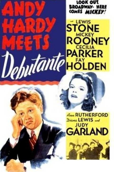 Andy Hardy Meets Debutante wwwgstaticcomtvthumbmovieposters201p201pv