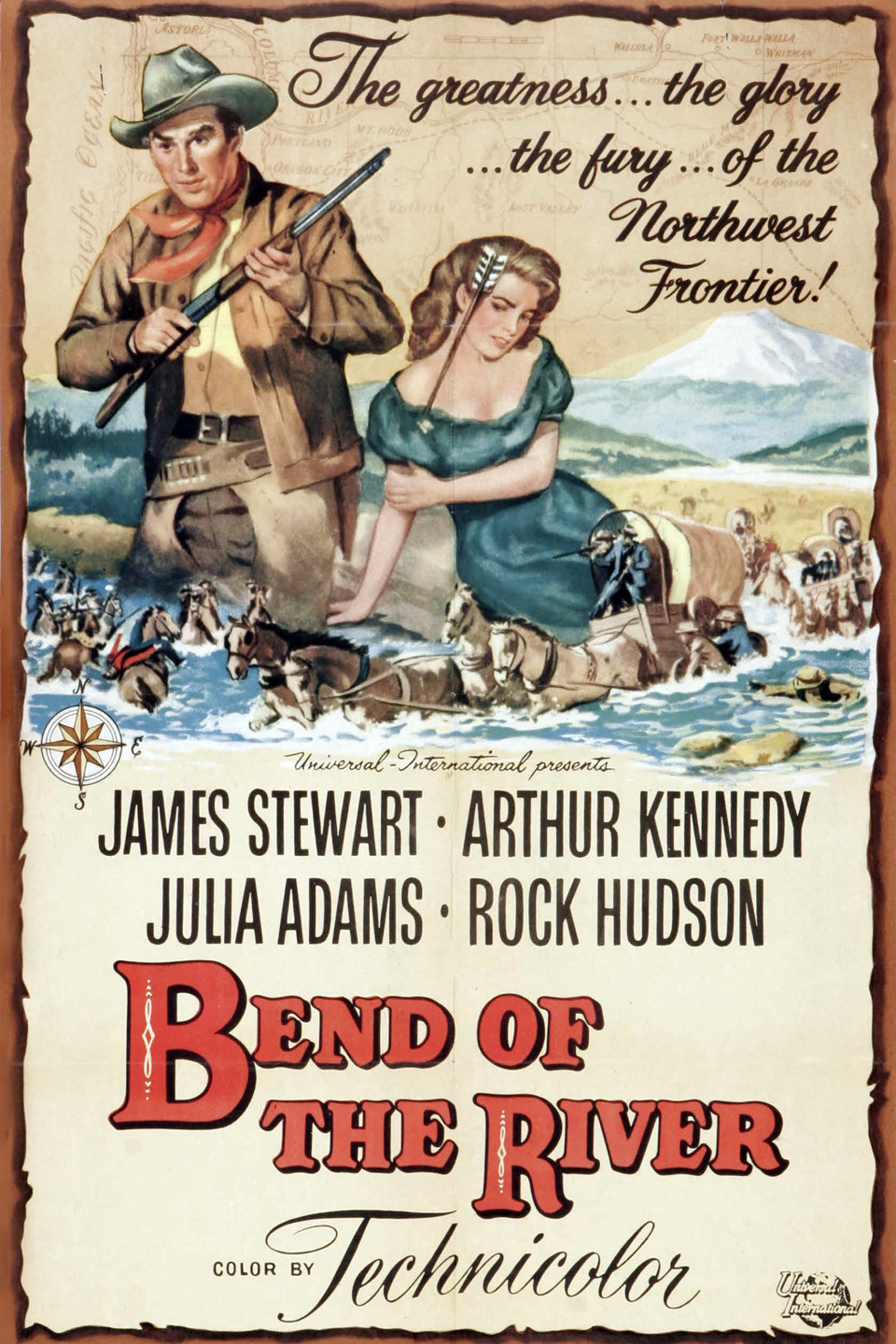 Image result for Bend of the River