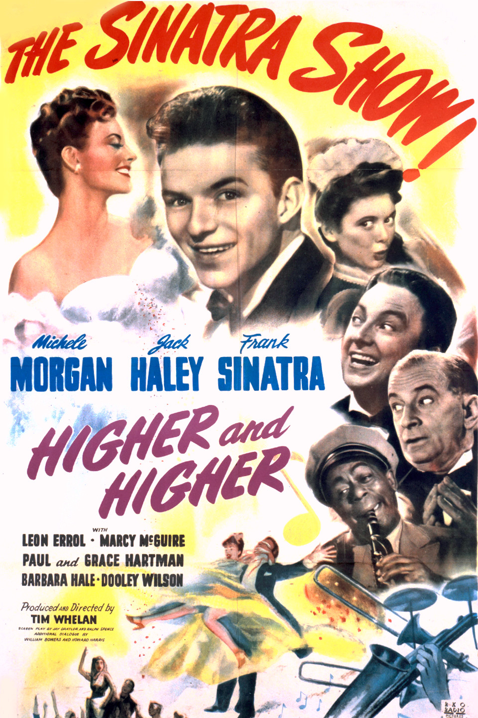 Higher and Higher (film) wwwgstaticcomtvthumbmovieposters2598p2598p