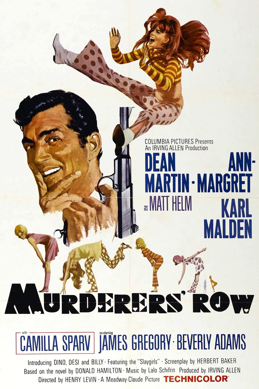 Murderers' Row (film) wwwgstaticcomtvthumbmovieposters2882p2882p