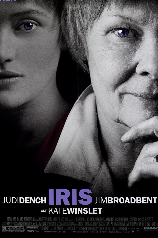 أفلام عن الكاتبات - Iris