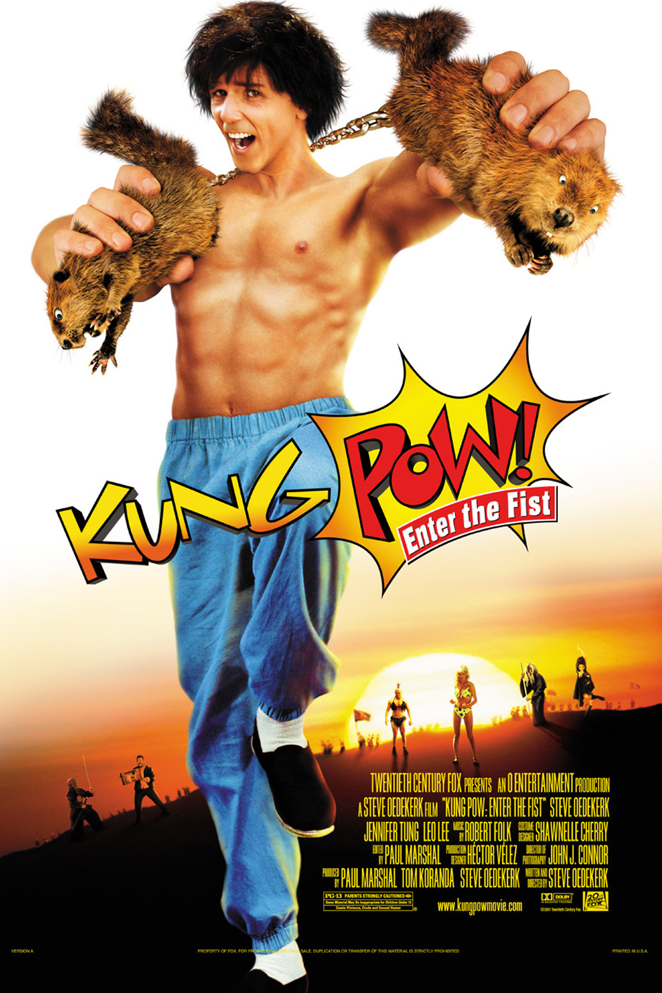 Kung Pow! Enter the Fist wwwgstaticcomtvthumbmovieposters29094p29094