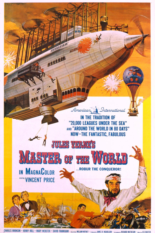 Locandina del film in lingua inglese