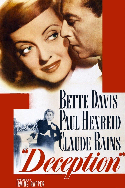 Deception (1946 film) wwwgstaticcomtvthumbmovieposters3069p3069p